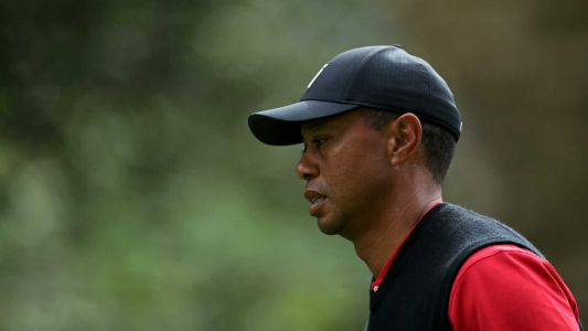 Tiger Woods fades at Riviera: 'I got tired'