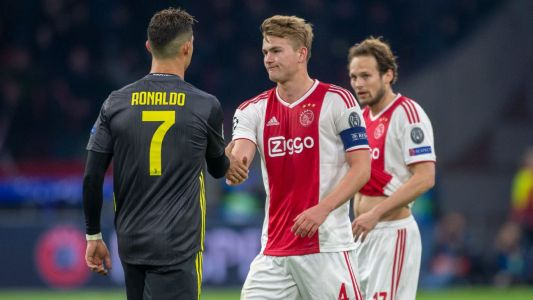 Transfer Talk: De Ligt ready to join Ronaldo and Co. at Juventus