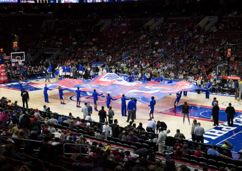 76ers fan says he and wife were kicked out of preseason game for supporting Hong Kong with signs, chant
