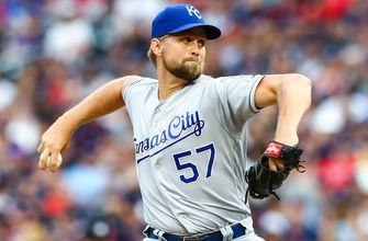 Royals let their three-run lead slip in 5-4 loss to Twins