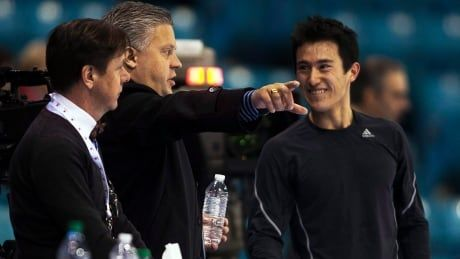 Michael Slipchuk honoured for his role in Canada's 'golden age' of figure skating