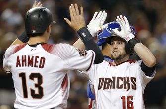 Ray, unsung D-backs avoid sweep with rout of Cubs