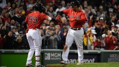 Red Sox's Kyle Schwarber Points Out Irony Of ALCS Game 3 Grand Slam