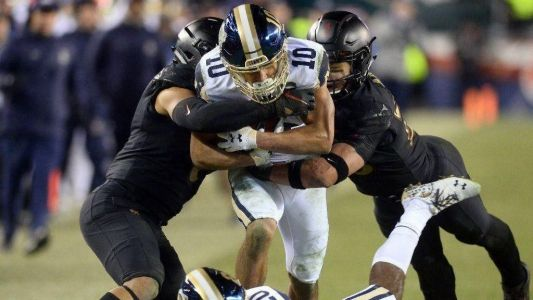 Schmuck: Navy needs to figure out how it all went wrong after third straight loss to Army