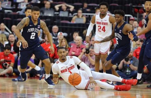Ohio State Buckeyes vs. Penn State Nittany Lions - 12/7/19 College Basketball Pick, Odds, and Prediction