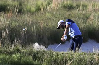 DJ blows chance to go head to head vs Koepka in final round
