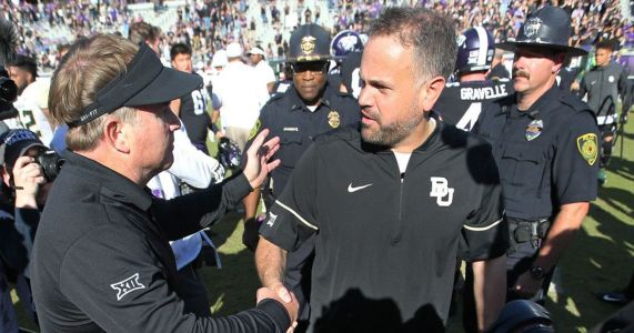 Baylor focused on bowl for its seniors, not keeping TCU out