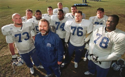 Former Indianapolis Colts offensive line coach Howard Mudd dies at 78