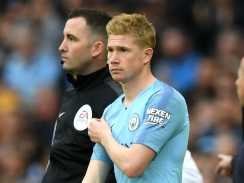 Manchester City 5 Burnley 0: De Bruyne returns in comfortable win