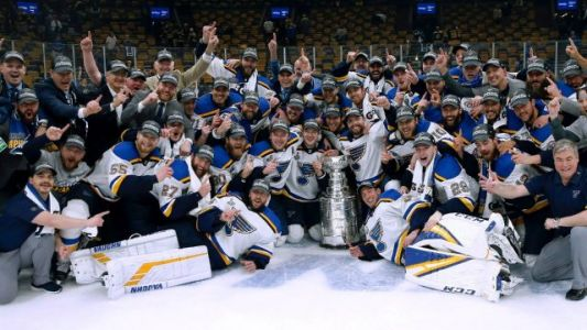 Canucks ready for Blues after getting education in post-season hockey