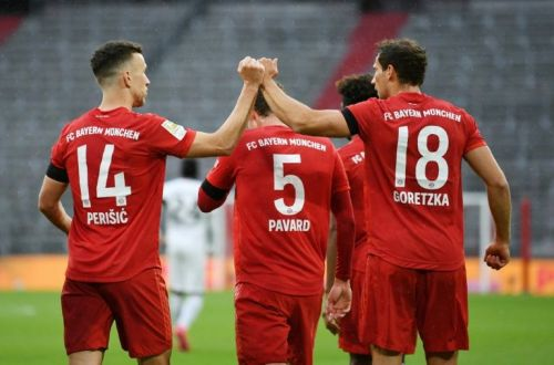 No home rule: Bayern out to show Dortmund who's boss