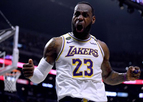 LeBron James plans on 'destroying whoever in front of me' at NBA restart
