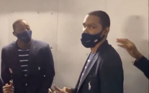 Team USA sings Happy Birthday to Kevin Durant way too early
