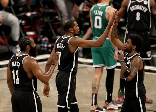 Opinion: Nets find their offense while getting boost from defense in Game 1 win over Celtics