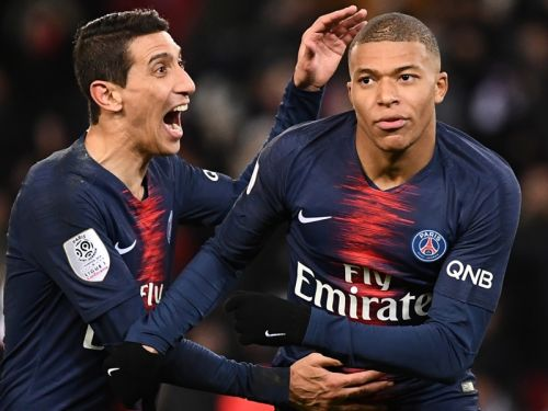 Mbappe & Di Maria 'have the qualities' of a great forward pair - Tuchel