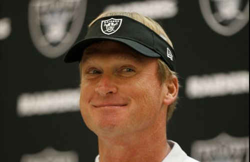NFL: Jon Gruden didn't tell Raiders players Amari Cooper had been traded