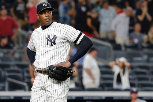 Not even this heartbreak can wipe away Yankees' smile
