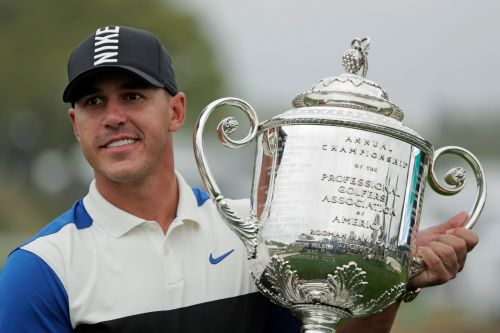 How emulating Tiger Woods has Brooks Koepka on top of golf