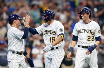 Tyrone Taylor powers Brewers with grand slam in 7-1 rout of White Sox