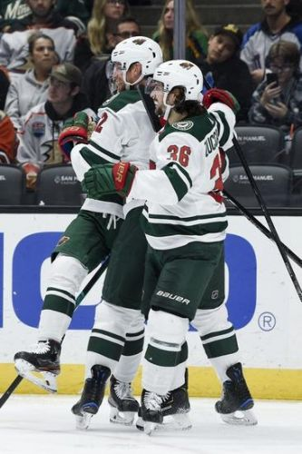 Minnesota Wild vs. Anaheim Ducks - 12/10/19 NHL Pick, Odds, and Prediction