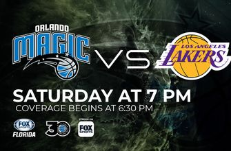 Preview: Magic tasked with slowing down surging Lakers, LeBron James