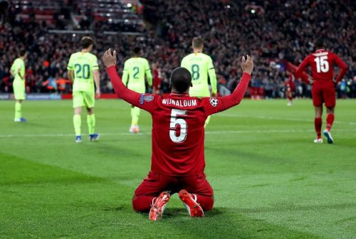 """""""No, no, no. I'm not going to do that"""" - Wijnaldum reveals deliberately ignoring tactical instructions in huge Liverpool game"""