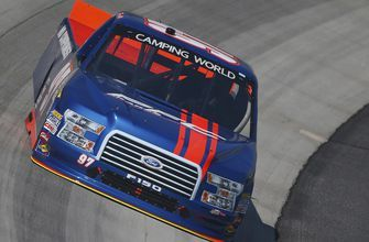 Jesse Little talks with Jeff Hammond about keeping his small Truck Series team alive