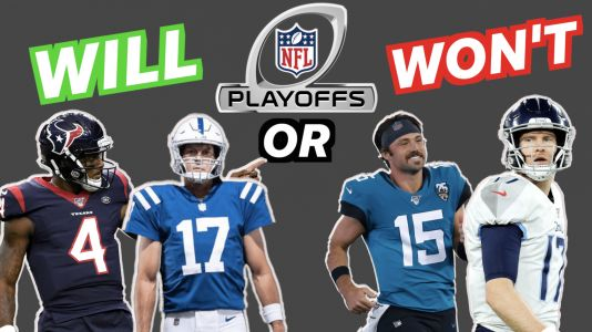 How AFC south teams will or won't make the playoffs