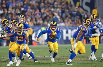 Rams are 'a different team' heading into NFC Championship against Saints