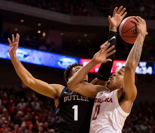 Roby lifts Nebraska over Butler 80-76 in NIT