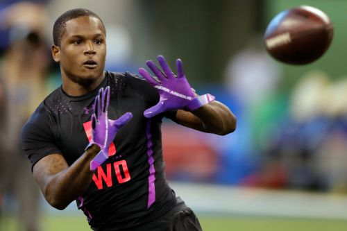 A top WR talent tests positive for marijuana before draft