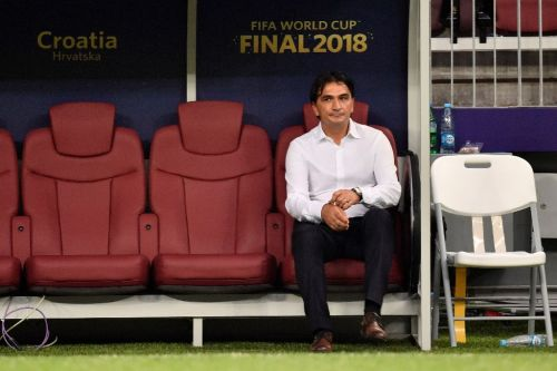 Croatia's luck ran out with World Cup penalty call, says Dalic