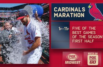 Cardinals Marathon airs Wednesday on FOX Sports Midwest