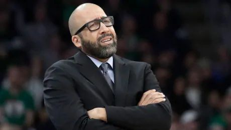 Struggling Knicks cut ties with head coach David Fizdale