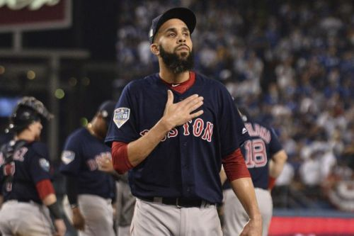 All-Star pitcher David Price giving Dodgers minor leaguers $1K amid pandemic