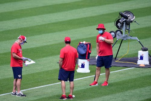 Nationals, Astros cancel workouts as MLB coronavirus testing frustrations grow