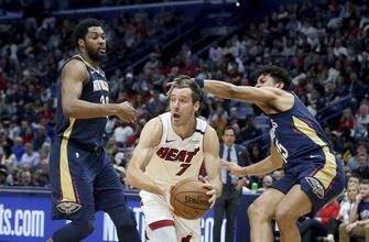 Heat's Dragic says he's not going to Slovenia during layoff