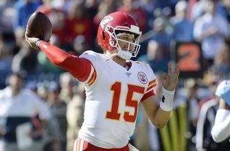 Chiefs, Chargers set for key AFC West matchup in Mexico City