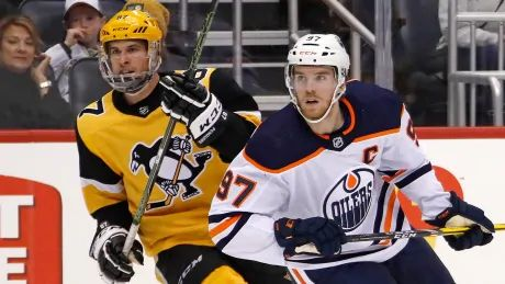 Connor McDavid, Sidney Crosby favourites again in NHLPA annual poll