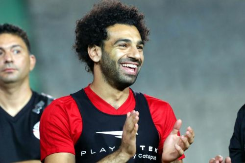 Watch: Liverpool's Mo Salah gets hat-trick vs. Bournemouth