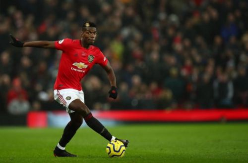 Paul Pogba not playing into future talk with 'focused' comments after Man United win