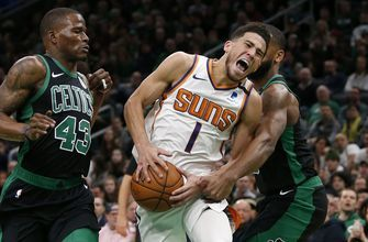 Suns beat Celtics 123-110; Smart hits record 11 3-pointers