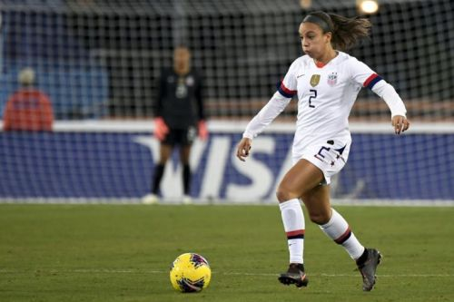 Andonovksi names powerful USA squad for SheBelieves Cup