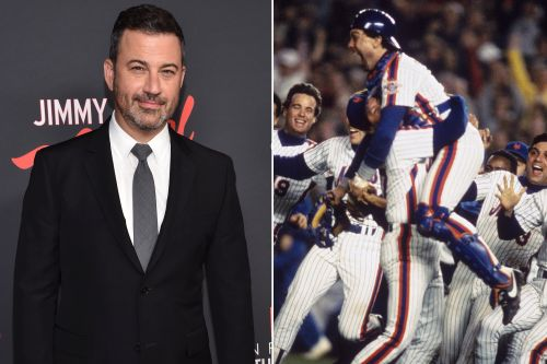 Jimmy Kimmel producing ESPN documentary on 1986 Mets