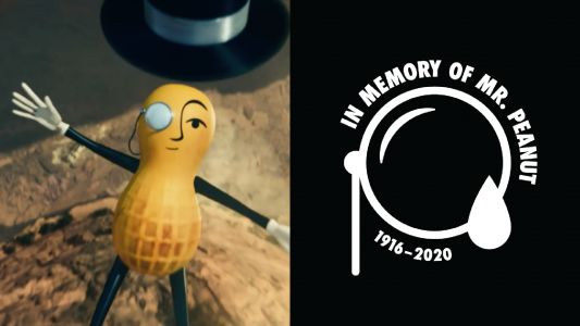 Mr. Peanut has died and his funeral will be aired during the Super Bowl