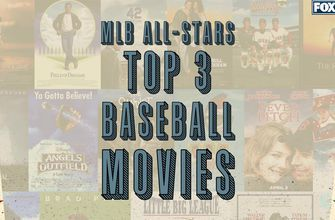 MLB All-Stars pick their top 3 baseball movies of all time