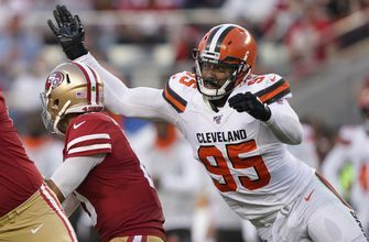 Browns HC Freddie Kitchens has funny quote about fan who punched Myles Garrett