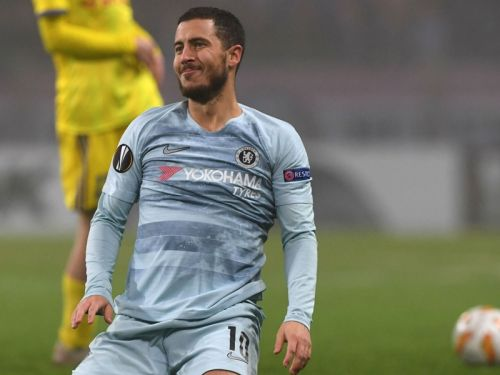 Hazard feeling 'wear and tear' of rough treatment from opponents