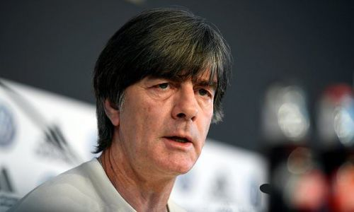 Germany boss Joachim Low says young squad must feel they are trusted