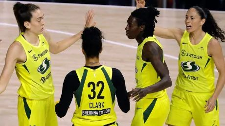 Lynx-Storm semifinal opener postponed due to inconclusive COVID-19 test results